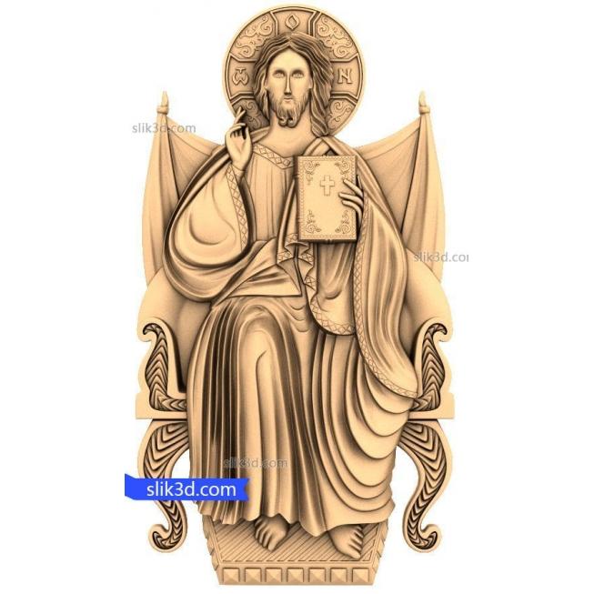 Christus Pantokrator #3