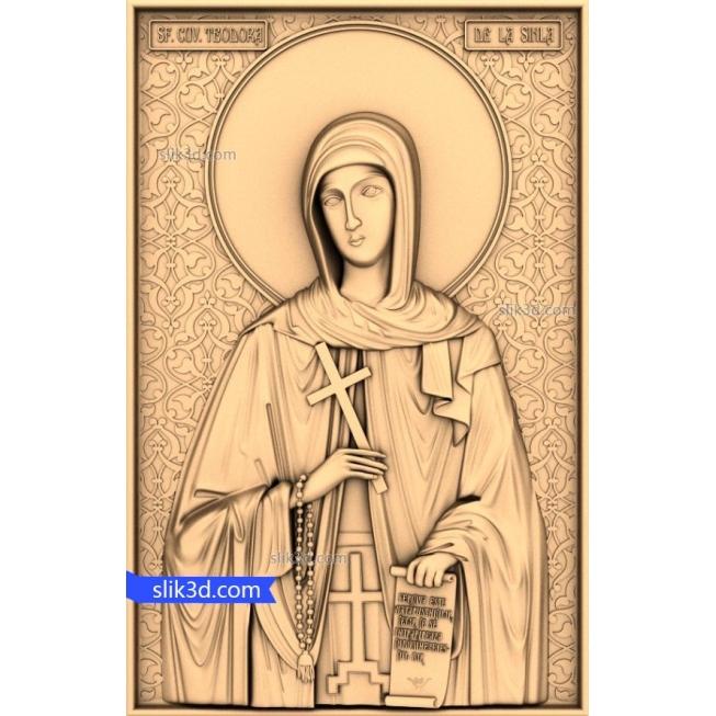 Die Heilige Theodora