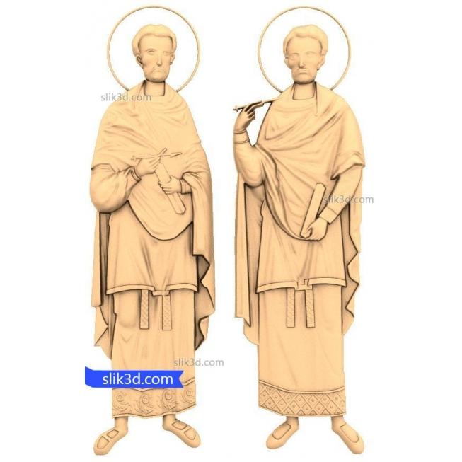Heiligen Cosmas und Damian
