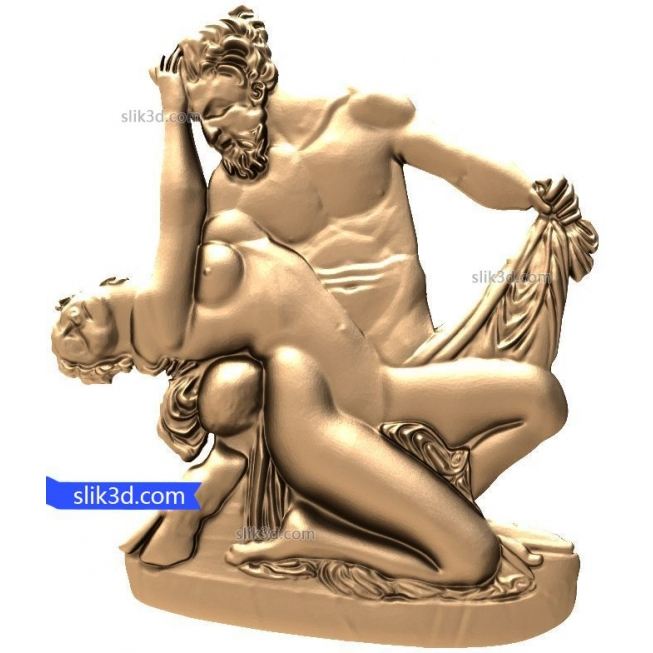 "Bas-relief ""Love"" 